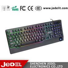 2015 New design mini Led Mechanical gaming keyboard with backlight