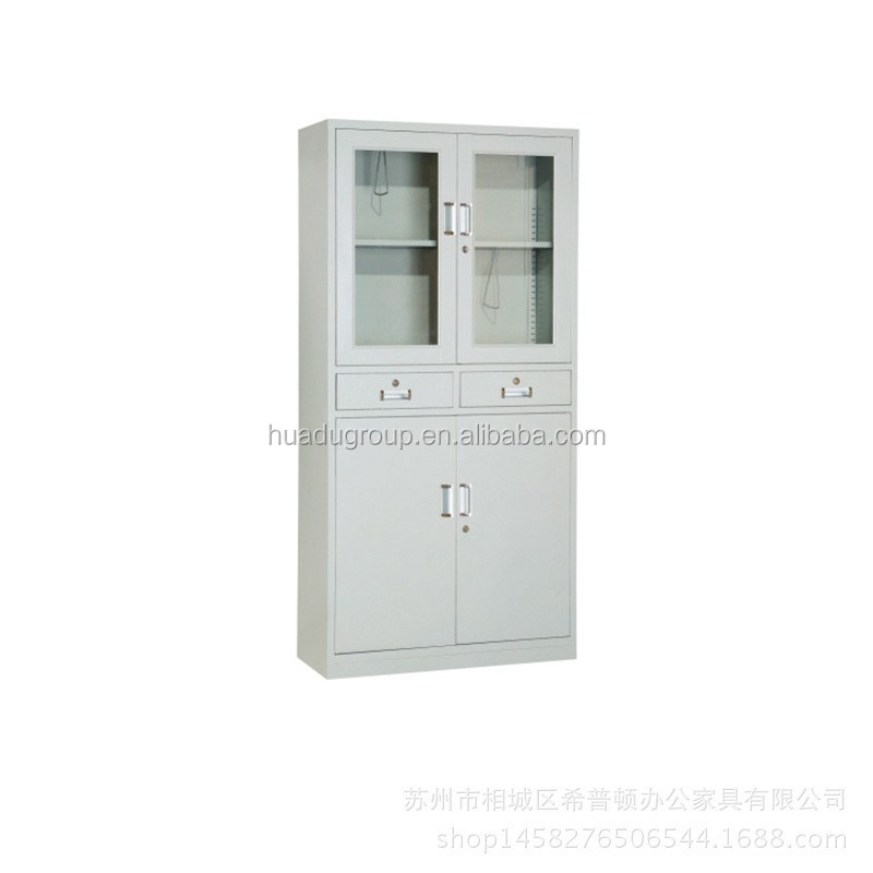 Commercial Office Furniture Steel Filing Cabinet Metal Steel Cabinet Storage With Competitive Price
