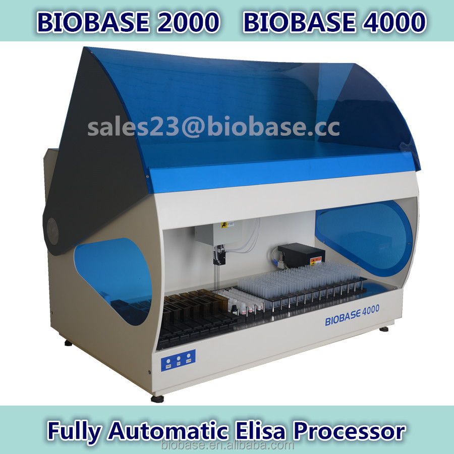 Lab Equipment Full Auto ELISA processor for labratory use / Elisa processing machine