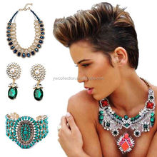 Hot sale alloy statement necklace,ethiopian jewelry,islam necklace pendant