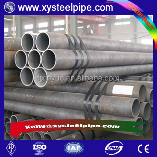 ERW Welding Line Type and JIS,AISI,ASTM,GB,DIN Standard Astm A333 Grade 8 Low Temperature Steel Tubes