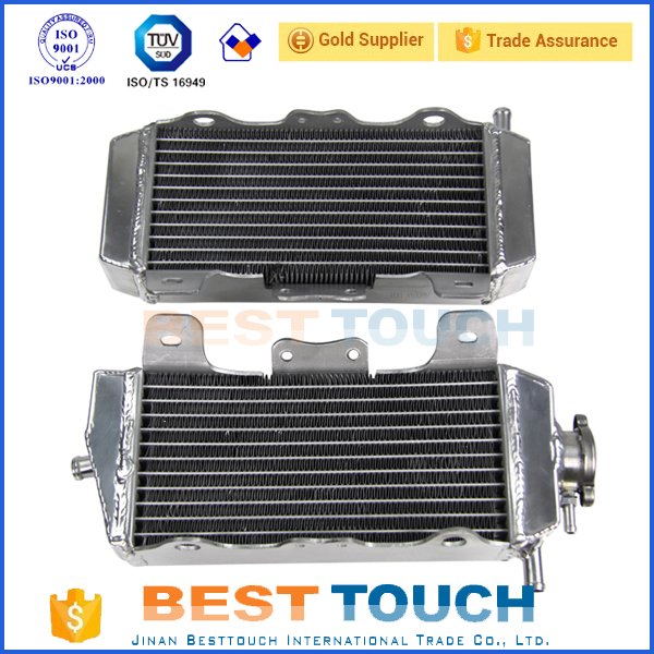 For YAMAHA YZF450 2006 for KAWASAKI for HONDA for SUZUKI cooling motorcycle aluminum radiator