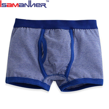 Wholesale new arrival sexy boxer briefs underwear for teen boy kids