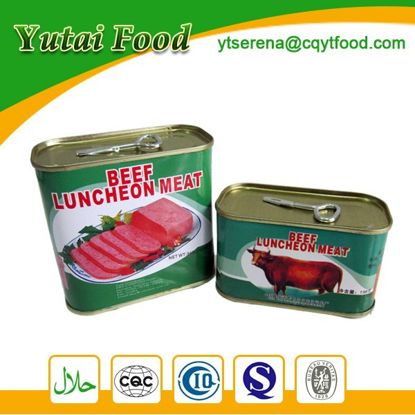 Supply Beef Products in Can