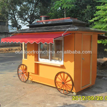 Drink Vending Kiosk/ Popcorn Vending Booth/Coffee Vending Cart