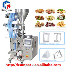 KDS 160G Automatic Tetrahedron Bag Candy Packing Machine