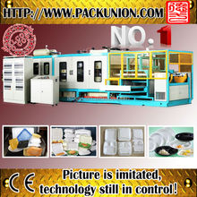 Fully Automatic Disposable Foam Take-Out Containers production line