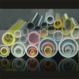 High quality telescoping fiberglass tube