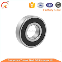 alibaba express original hot sale deep groove ball bearing/ high quality and low price deep groove ball bearings 6306-2Z bearing