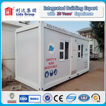 Portable prefabricated Flat pack Container House/ Office/ Workshop/ Dormitory