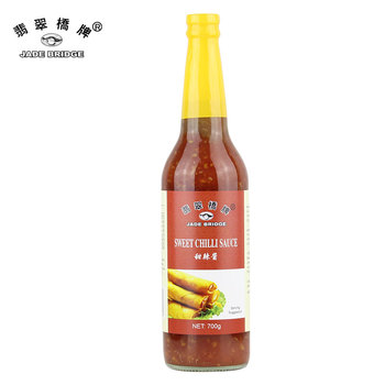 Popular Thai Traditional Recipe Halal Sweet Chili Sauce