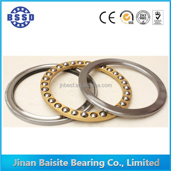 Supplying 170x280x87 mm Thrust Ball Bearing 51334