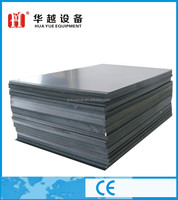 Double-sided self adhesive album plastic sheet pvc for album