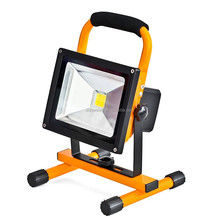 portable 10w rechargeable led working light 20w 30w 50w