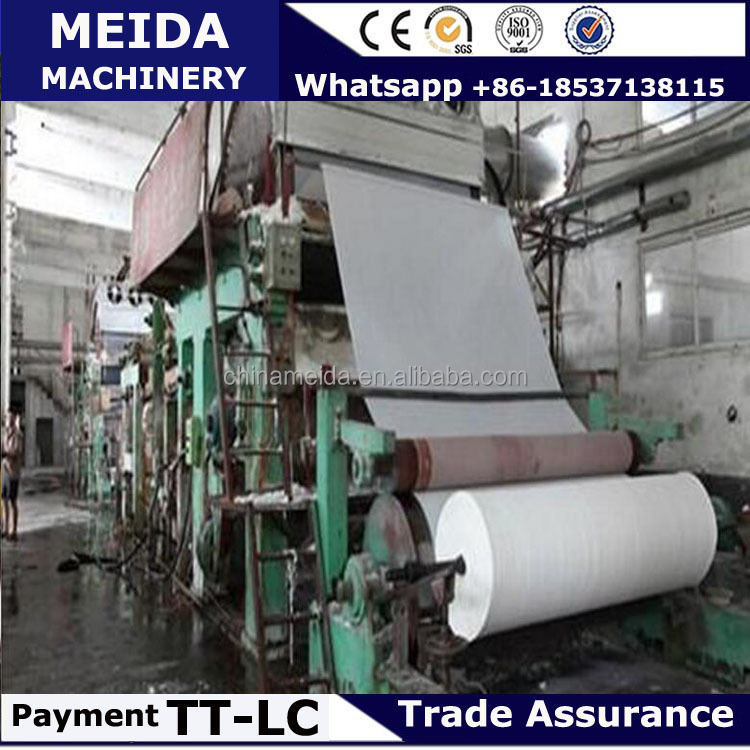 Made in China toilet paper machine europe Customized