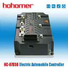 48V High-Efficiency High-Torque inverter DC to AC Electric Motor Controller for ev,golf cart