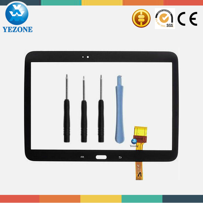 10 Year Professional Wholesale For Samsung Galaxy tab 3 gt-p5210 p5200 Touch Screen Digitizer Touch Panel Glass Replacement