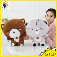 Lifelike Cats Plush Toys Wholesale Customized Cute Plush Toys ST1603116
