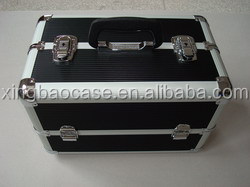 Metal aluminium case key board tool case TL001