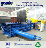 Hydraulic Steel Tyre Wires Baling Press