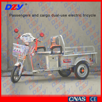 High performance price ratio folding motor tricycle