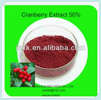Natural Cranberry extract 25%-50%