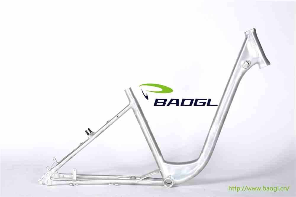 BAOGL bicycle frame for electric recumbent trike sale