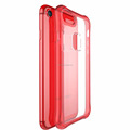 Shockproof Flexible TPU Soft Frame Bumper With Crystal Clear Hard Back Hybrid Enhanced Corners Protective Case for iPhone 7/8