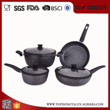 Durable japanese cookware set