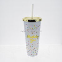 STWADD NEW product PP plastic cup STWADD hot selling 32 oz plastic cup