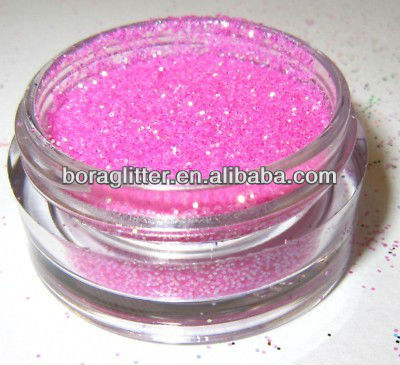 High quality sparkle handcraft glitter powder for decorating