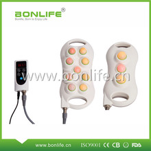Hand Held jade heating projector massager