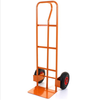 Small size two wheel steel tool cart tire dolly hand trolly