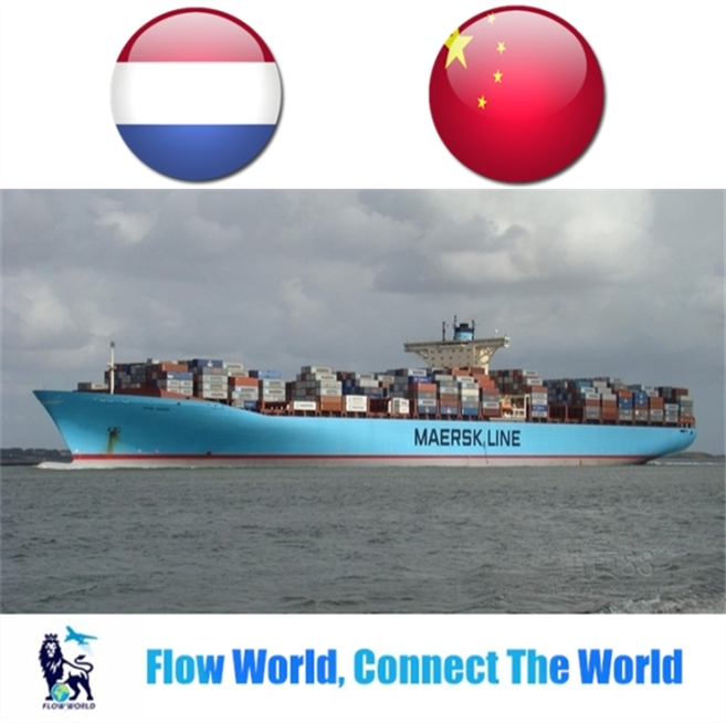 Hot!!!Best ocean freight shipping to Netherlands from China forwarder shipping agent