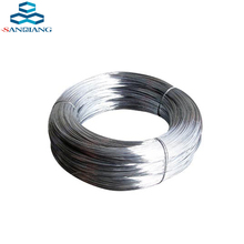 Hot sale Anping high quality hot dipped galvanized iron wire/binding wire/galvanzied hanger wire (Manufacturer)