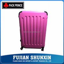 Hard case travel trolley abs luggage