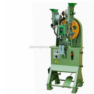 CD factory direct quality automatic curtain eyelet machine