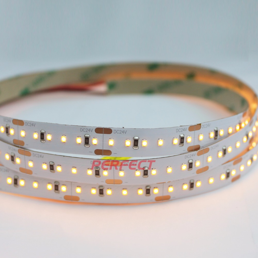 High CRI>90 2216 flex 180leds/m dotless led linear lighting direct from Shenzhen factory