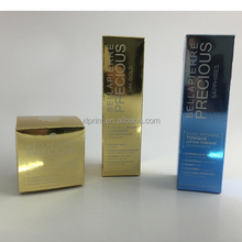 China made Decorative special discount folding paper gift box for cosmetic packaging