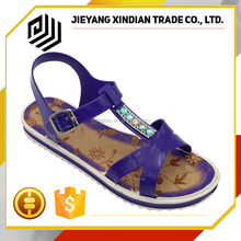 2017 Summer newest design low price ladies sandals for sale