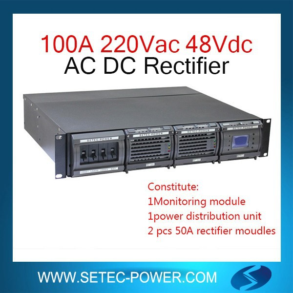 6KW LCD Switching Power Supply 48V SMPS (SET48100)