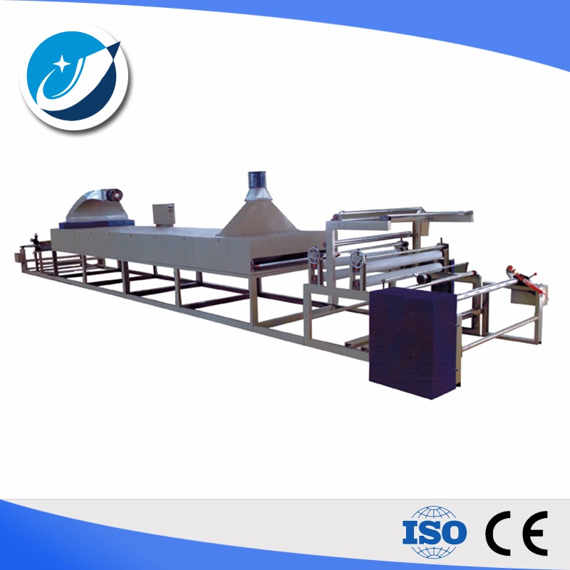 film glue or adhesive laminating machine for cloth