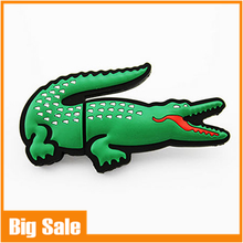 2015 Wholesale alibaba usb flash drive alligator shape usb pen drive 4gb usb flash drives bulk cheap
