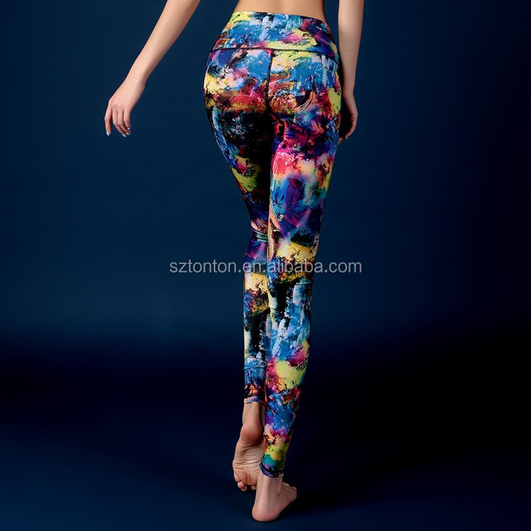 OEM Custom Compression Tights for Women