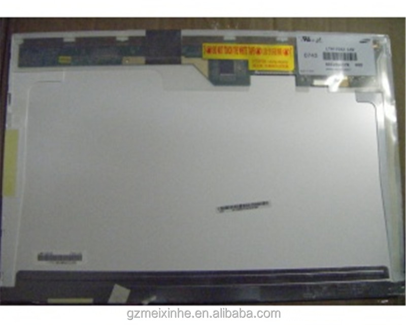 SAMSUNG lcd screen LTN170X2-L02 17 inch lcd laptop panel 1440*900