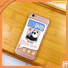High Quality Unbreakable Cute Christmas Phone Case For Iphone 6