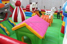 hot selling New Inflatable playground commercial used safe inflatable big toys / outdoor/ indoor/ amusment