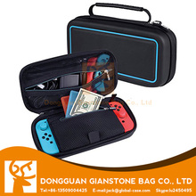 Waterproof video eva game console case for 3DS XL