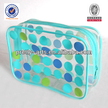 fashional cheapest small pvc cosmetic bag&bath bag