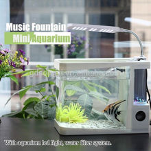 New Music fountain optiwhite tank